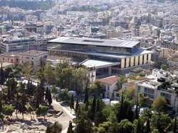 Афинский музей Акрополя откроется в сентябре 2008 года
