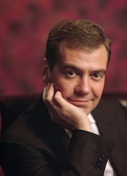 В санкт-петербургском музее появился восковой Дмитрий Медведев