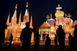 Праздник фонарей в Китае (фото)