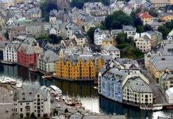 Норвегия испытала самое мощное землетрясение в истории