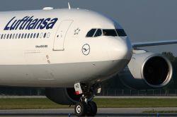 Счета авиакомпании Lufthansa в России заморожены