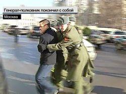 Охранники Минобороны атакуют журналистов