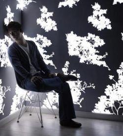 Свето-обои датского дизайнера Сеймсона Джонаса (фото)