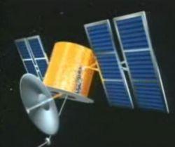 Спецоперация США в космосе (видео)