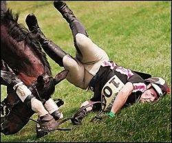 Шокирующие курьезы из жизни спортсменов (фото)