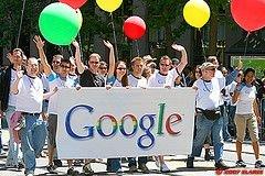 Google построит беспроводную сеть на воздушных шарах?