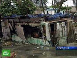Мадагаскар в ужасе от буйства  циклона «Иван»