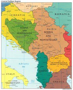 Италия сохранит контингент на Балканах
