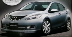 Первое фото Mazda3 2010