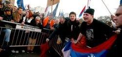 Полиция Сербии готовится к расстрелам