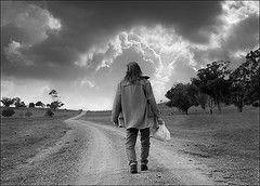 Самая эффективная ходьба – зигзагом