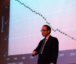Рей Курцвейл: в предстоящие 25 лет мощность компьютеров увеличится в сотни тысяч раз