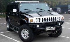 Главный мужской тест: Hummer - Escalade - QX56