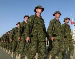 Канада выведет войска из Афганистана