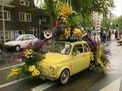 В Голландии открылся знаменитый фестиваль цветов