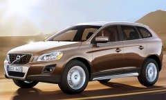 Новичок XC60 назван самым безопасным Volvo