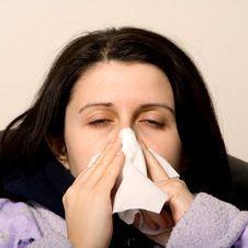 На Москву наступает грипп