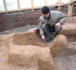"""Археологи обнаружили \""""прадедушку\"""" кремля"""