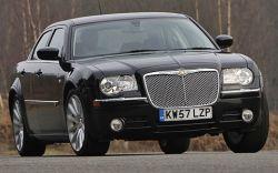 Chrysler предоставил Европе «горячий» дизельный 300C