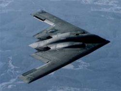 На базе ВВС США на Гуаме разбился самолет за 1,2 миллиарда долларов