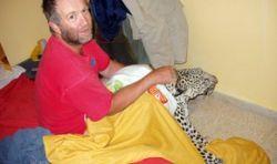 Израильтянин отбил атаку леопарда