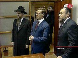 Националисты выяснили, что Медведев - еврей
