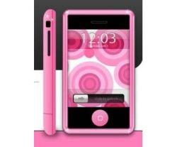 Apple готовит розовый iPhone