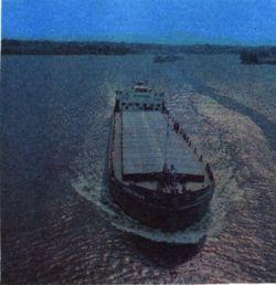 В Японском море задержан российский грузовой теплоход