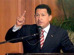 "Уго Чавес назвал \""справедливую цену\"" нефти"