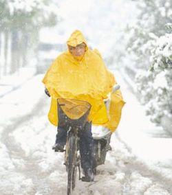 Почти 130 человек погибли во время снегопадов в Китае