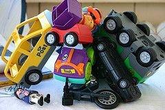 В Италии столкнулись более ста машин