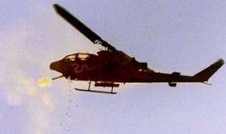 Курдские повстанцы сбили турецкий вертолет