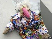 """На \""""Евровидение\"""" от Ирландии едет кукольный индюк"""