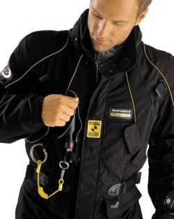 "В Испании начали производить куртки-\""подушки безопасности\"""