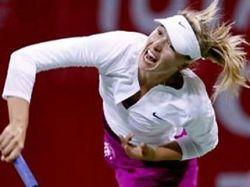 Мария Шарапова выиграла российский финал в Дохе