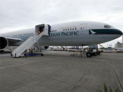 Пилота гонконгской авиакомпании уволили за воздушный трюк