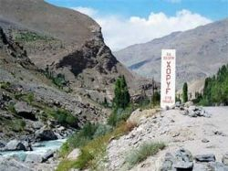 В Таджикистане на отделение милиции напали автоматчики