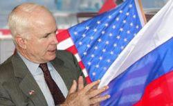 Став президентом США, Джон Маккейн признает независимость Северного Кавказа от России