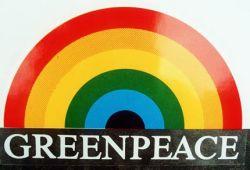 Активисты Greenpeace забрались на самолет в лондонском аэропорту