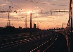 Забастовка парализовала железнодорожное сообщение в Венгрии