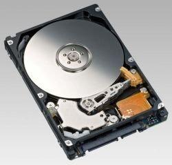Fujitsu представила 500 Гб жесткий диск для ноутбуков