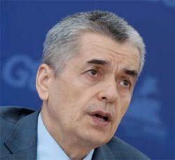 Геннадий Онищенко против рекламы пива на Олимпиаде в Сочи