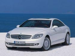 Mercedes представит в Женеве полноприводную версию купе CL