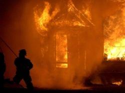 Два крупных пожара произошли в Мьянме