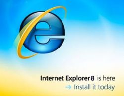 Началось тестирование бета-версии Internet Explorer 8