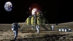 НАСА намерено вернуться на Луну