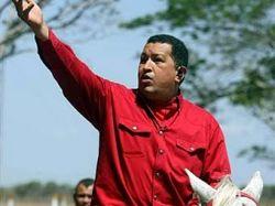 Уго Чавес объявил войну за очищение языка от англицизмов