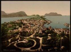 Норвегия в конце 19 века (фото)