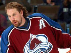 Петер Форсберг возвращается в Национальную хоккейную лигу