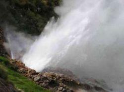 Пострадавшие от селя гейзеры Камчатки восстанавливаются